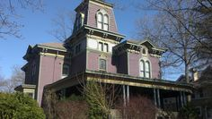 Italianate home in South Bend's Chapin Park. Follow the link for blog and larger photo.