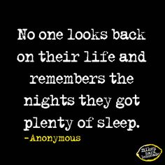 Says the hipster who has never experienced the tortuous sleep deprivation of a new parent. I can tell you the exact date my first child slept through the night ( a whole 6 hrs! Quotes To Live By, Me Quotes, Funny Quotes, Sleep Quotes, Cool Words, Wise Words, Unique Quotes, Kids Sleep, Looking Back