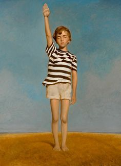 Boy by Bo Bartlett