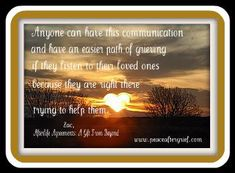 Here's a Quick and Simple Way To Receive Signs From Your Loved One... | The Grief Toolbox