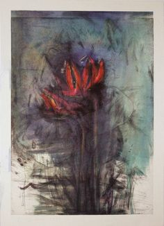 View Bird of Paradise by Jim Dine on artnet. Browse upcoming and past auction lots by Jim Dine. Jim Dine, Pop Art Movement, Exotic Flowers, Painting & Drawing, Artist Painting, Flower Art, Contemporary Art, Art Photography, Fine Art