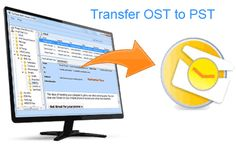 Acquire tool to transfer OST to PST file to change the format of OST file also provides the facility to repair corrupt/damage OST file.