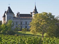 Chateau Carignan, Premieres Cotes de Bordeaux, France