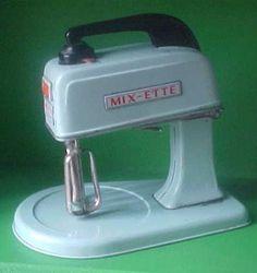 TinToy Kitchen Mixer