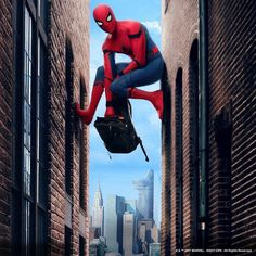 Spider-Man Homecoming promo image