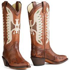 Tony Mora Womens Western Boots 2015 Collection: http://www.boeties.nl/tony-mora-laarzen-2845-natural-cuero