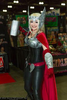 Thor #cosplay | Comikaze Expo 2013, taken by DTJaaaaM.com