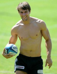 Nude athletic men and naked hot guys in sport and more - sporty dudes and horny frat boys. Springbok Rugby Players, Hot Rugby Players, Eben Etzebeth, South African Rugby, Scruffy Men, Rugby Men, Beefy Men, Le Male, Athletic Men