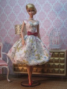 Mattel Silkstone Barbie doll - Bellissimacouture