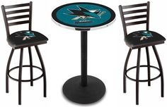 Use this Exclusive coupon code: PINFIVE to receive an additional 5% off the San Jose Sharks NHL Black Round-Base Pub Set at sportsfansplus.com