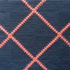 Simple Granny Square Blanket