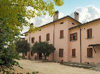 Gardasee - Agriturismo Corte Valle San Martino - die Fassade