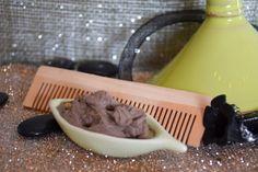 Recette cosmétique home made : Masque capillaire Beauté Orientale au Ghassoul par Joli'Essence