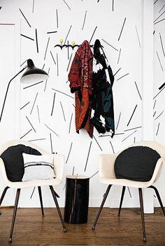 On the Hunt for Wallpaper Alternatives! http://tinyurl.com/o7ra3cm