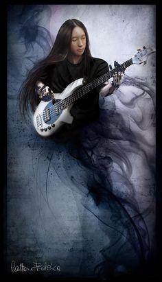 John Myung-Dream Theater