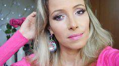 papo de mulher make rosa frente blog da ana Blog da Ana: Moda, Cosméticos, Beleza e Estilo!