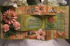 Splitcoaststampers - Tutorials: Tri-Shutter Card