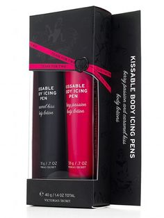 Tease for Two Kissable Body Icing Pen with Berry Passion Body Lotion and Caramel Kiss Body Lotion #VictoriasSecret http://www.victoriassecret.com/beauty/seductive-treats/kissable-body-icing-pen-with-berry-passion-body-lotion-and-caramel-kiss-body-lotion-tease-for-two?ProductID=53821=OLS?cm_mmc=pinterest-_-product-_-x-_-x