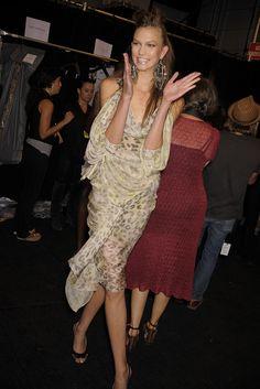 Zac Posen Spring 2009 Ready-to-Wear Fashion Show Beauty