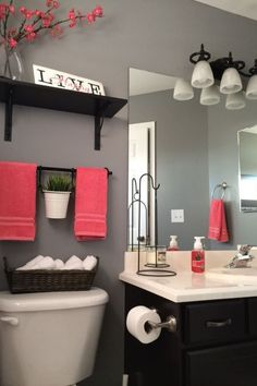 awesome 3 Tips: Add STYLE to a Small Bathroom - Kylie M Interiors by http://www.top-100-home-decor-pics.us/small-house-decorating/3-tips-add-style-to-a-small-bathroom-kylie-m-interiors/