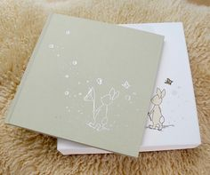 Echo Art Bindery - Baby Keepsake Book