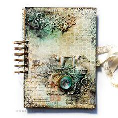 Misted Journal - Scrapbook.com