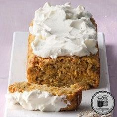 Κέικ καρότου με βρόμη Healthy Sweets, Healthy Snacks, Sos Food, Diabetic Recipes, Cooking Recipes, Diet Cake, Chocolate Cups, Greek Recipes, Food To Make