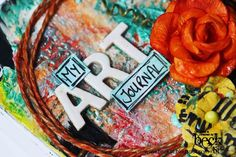 Art journal detail 2