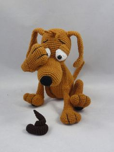 Doug the Dog – Amigurumi Crochet Pattern |