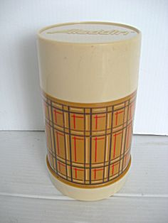 Vtg Alladin's Best Buy Thermos 1 Pint USA