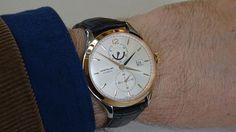 #Montblanc Heritage Chronométrie Dual Time