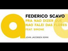 Federico Scavo - Pra Nao Dizer Que Nao Falei Das Flores ft.Simone (John ...