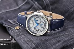 Citizen Watches can be dressed up or worn everyday, just like a classic pair of jeans. This watch can be found here at our Sparkles Fine Jewelry store in Andersonville, Chicago, IL!