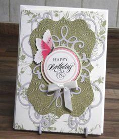 HAPPY BIRTHDAY FROM THE ANNA GRIFFIN GARDEN WINDOW KIT