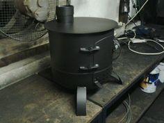 GAS BOTTLE  WOOD BURNER/ STOVE CAMPING WORKSHOP BOAT TENT GYPSY STOVE