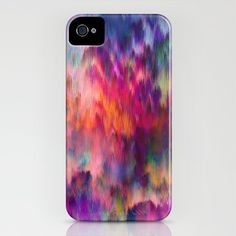I've been eyeing this case for a while... check out the site for more, its got a ton of unique cases made from some really great artwork (from some really great artists too).
