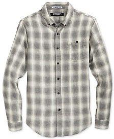 Ezekiel Men's Fairmont Plaid Shirt