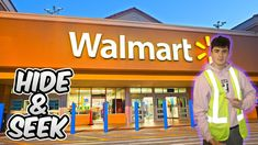 Hide and Seek in WALMART! (Best Hiding Spots) #pranks #funny #prank #comedy #jokes #lol #banter