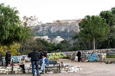 Athens, Europe, capital, city, crisis, garbages, homeles, sstreet photography, sunset, tragic