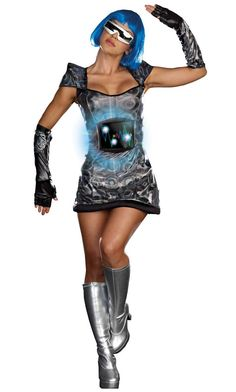 111 Best Robot Costumes Images Cyborg Girl Dibujo Female Cyborg