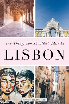 The best things to do in Lisbon, Portugal. Visiting Lisbon? You are going to LOVE the city. Don't miss this handy guide to the best things to do in Lisbon during your trip. Where to eat, what to do and where to stay for your trip. #travel #lisbon #portugal Europe Travel Tips, European Travel, Places To Travel, Travel Guide, Portugal Travel, Lisbon Portugal, Stuff To Do, Things To Do, Good Things