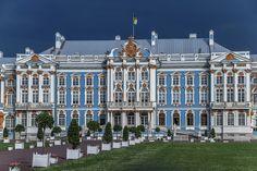 Екатерининский дворец - Прогулки с дилетантом