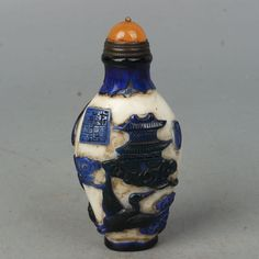 Chinese Exquisite Hand carved Crane and fish carved Glass snuff bottle FOR SALE • $32.00 • See Photos! Money Back Guarantee. Store category Sign Up Now ! You may also like Chinese Exquisite Hand carved Crane and fish carved Glass snuff bottle Product Description Size: Length: 42mm / 1.65inch Width: 30mm 322588608389