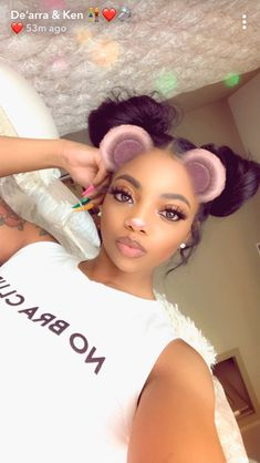 Baddie Hairstyles, Black Girls Hairstyles, Cute Hairstyles, Dearra Taylor, Curly Hair Styles, Natural Hair Styles, Pretty Females, Foto Pose, Beautiful Black Women