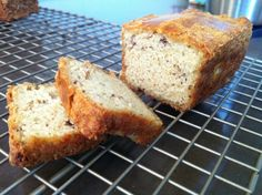Keto BananaBread.  Also has a recipe for buttercream frosting!