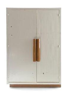 68: Le Corbusier; Charlotte Perriand. Linen cupboard, d : Lot 68