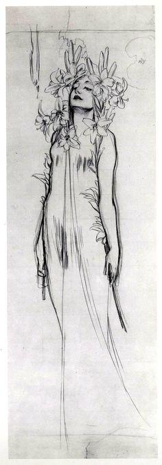 zeezrom:  Alphonse Mucha, 1902