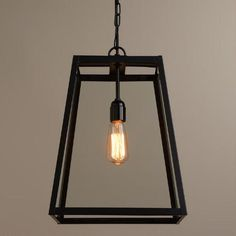 We have three of these pendants in our upstairs hallway! Just like the Ballard Designs ones but cheaper :)