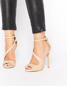Image 1 ofTruffle Collection Rita Heeled Sandals