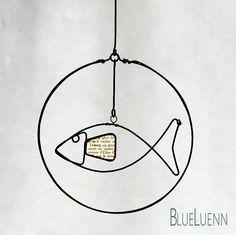 ... et dans mes bulles, il y a des poissons !